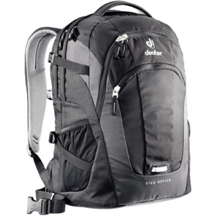 wiggle deuter giga office rucksack 30 litre rucksacks. Black Bedroom Furniture Sets. Home Design Ideas