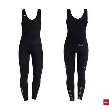 dhb Ladies Pace Padded Bib Tights
