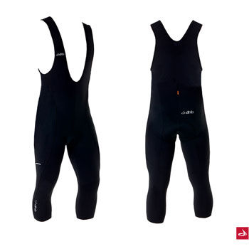 dhb Pace Padded 3/4 Bib Tight