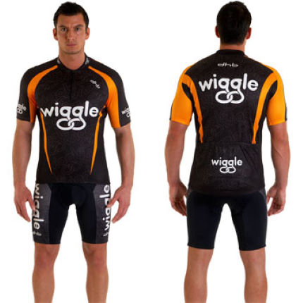 Wiggle Team Jersey