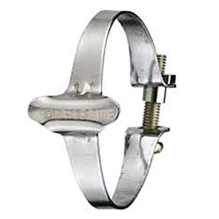 Dia-Compe DC Cable Clamp Silver