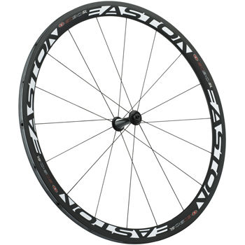 Easton EC90 SL Carbon Tubular Front Wheel