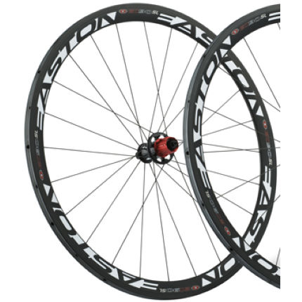 Easton EC90 SL Carbon Tub Rear Wheel 2012
