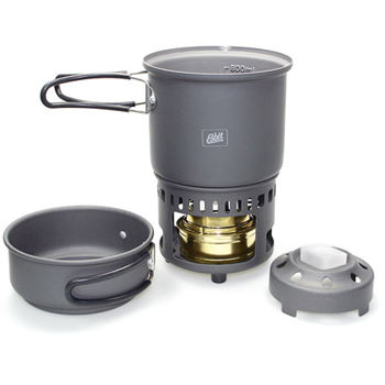 Esbit Cookset 985ml (Spirit/Solid Fuel)