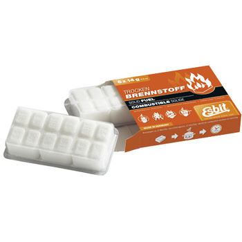 Esbit Solid Fuel Tablets - 6 x 14g Pack