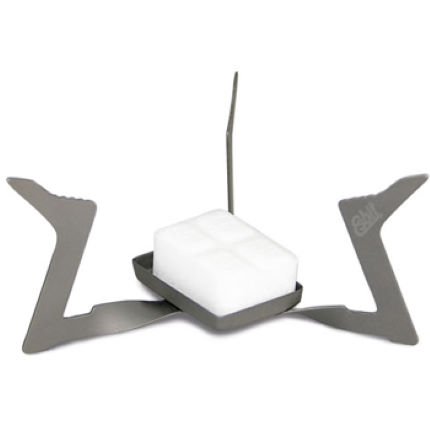 Esbit Titanium Foldable Solid Fuel Stove