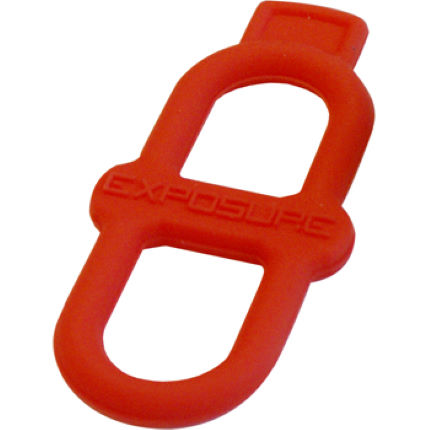 Exposure Silicone Band