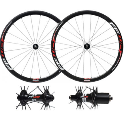 Fast Forward F4R Carbon Tubular Wheelset 2013