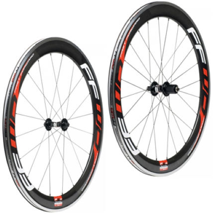 Fast Forward F6R Carbon/Alloy Clincher Wheelset 2013