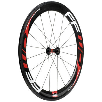 Fast Forward F6R Carbon Tubular 240s Front Wheel