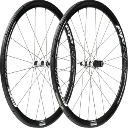 Fast Forward F4R Carbon Neutral Tubular Wheelset (Ceramic)