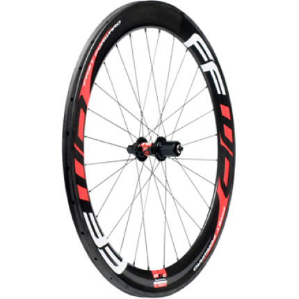 Fast Forward F6C Carbon Tubular Rear Wheel
