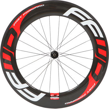 Fast Forward F9R Carbon Tubular Rear Wheel (Ceramic)