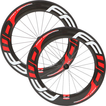 Fast Forward F9R Carbon Tubular Wheelset (Ceramic)