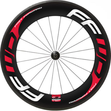 Fast Forward F9R Carbon Tubular Front Wheel 2013