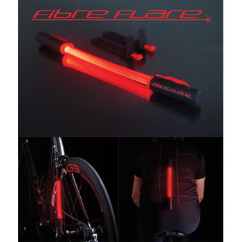 Fibre Flare Ultimate Safety Rear Tail Light (Pair)