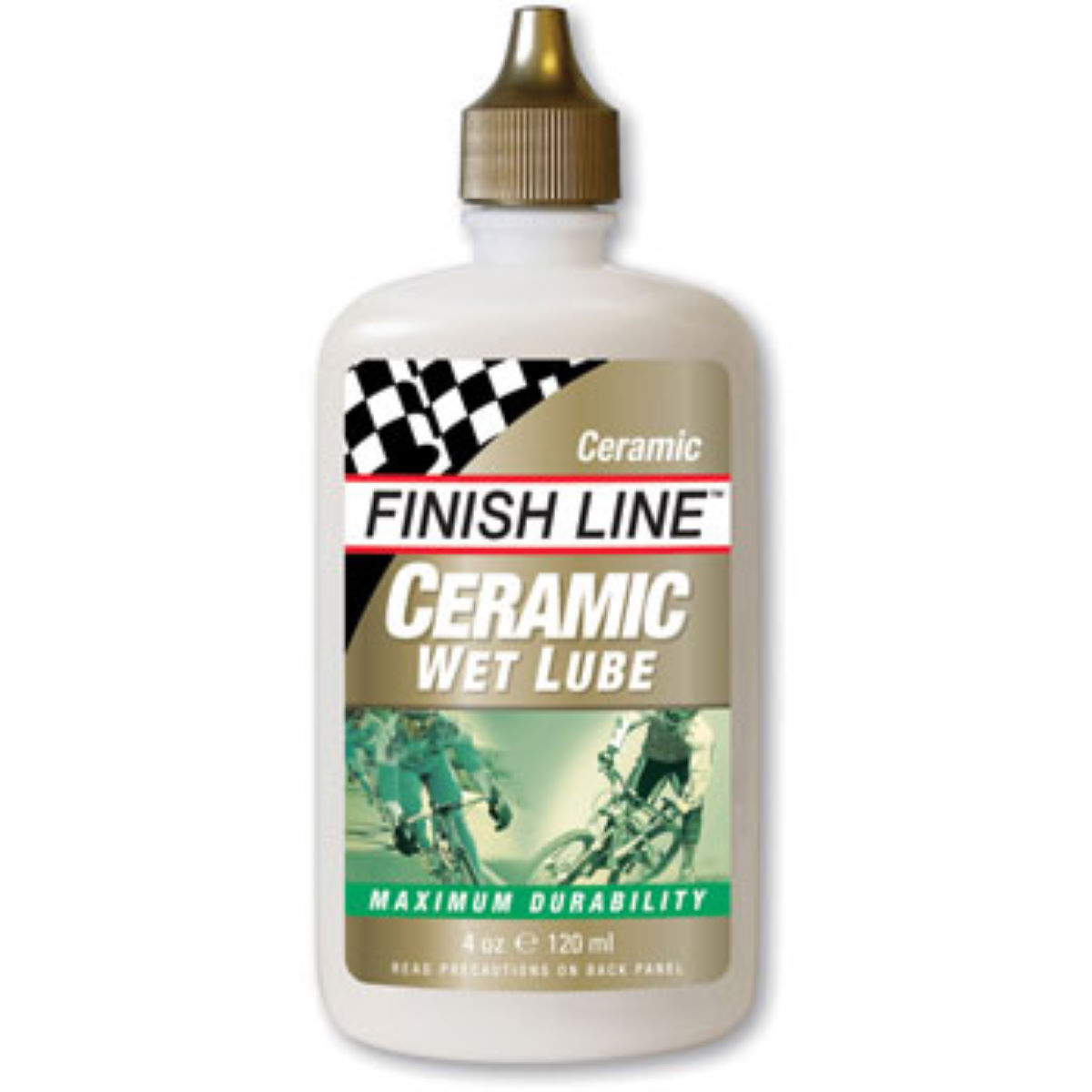 Finish Line Ceramic Wet Lubricant 120ml Bottle