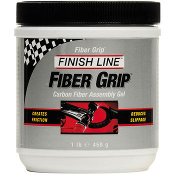 Finish Line Fiber Grip Assembly Gel 450g Tub