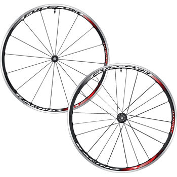 Fulcrum Racing 3 2-Way Fit Tubeless Wheelset 2012