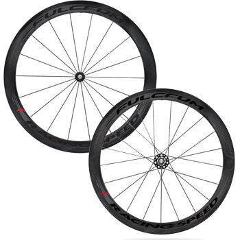 Fulcrum Racing Speed Dark Label Tubular Wheelset