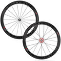 Fulcrum Racing Speed XLR Dark Label Tubular Wheelset