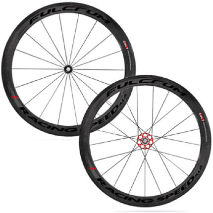 Fulcrum Racing Speed XLR Dark Label Tubular Wheels 10spd
