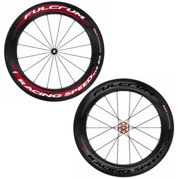 Fulcrum Racing Speed XLR 80 Tubular Wheelset