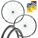 Fulcrum Racing 1 Wheelset with Conti Tyres & Tubes