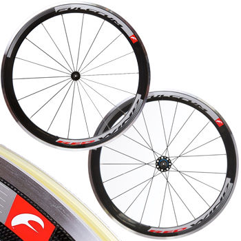 Fulcrum Red Wind 50 Clincher Wheelset