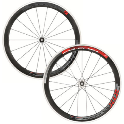 Paire de roues clincher Fulcrum Red Wind 50 XLR (USB)