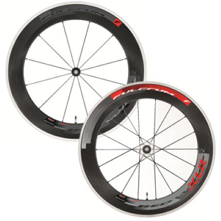 Fulcrum Red Wind 80 XLR (CULT) Clincher Wheelset 2012