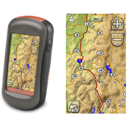 Garmin - Oregon 450 GPS
