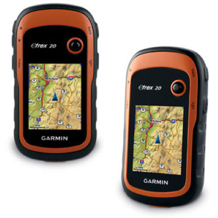 Garmin eTrex 20 GPS Hand Held Unit