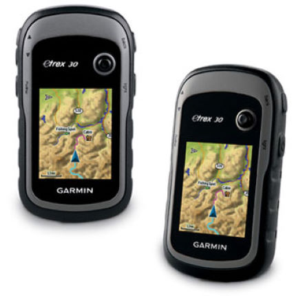 Garmin eTrex 30 GPS Hand Held Unit