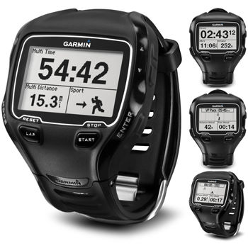 Garmin Forerunner 910XT GPS Sports Watch with HRM