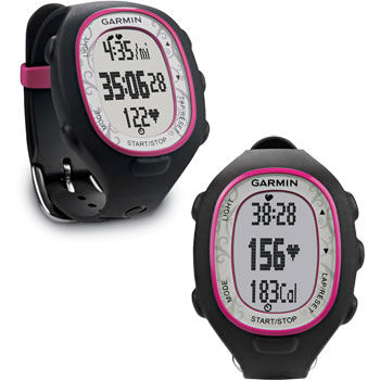 Garmin FR70 Ladies Fitness Watch with Heart Rate Monitor