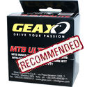 Geax Pack Of 10 MTB Ultralite Inner Tubes