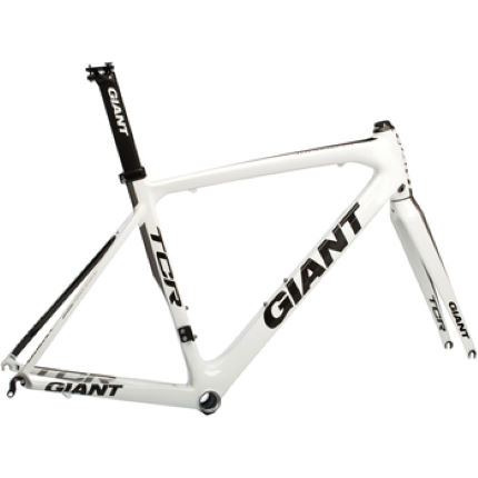 Giant TCR Advanced Frameset 2011