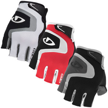 Giro Bravo Short Finger Cycling Gloves - 2011