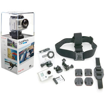 GoPro HD Hero 1080p Helmet Video Camera