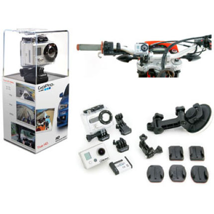 GoPro HD Hero Motorsports 1080p Video Camera