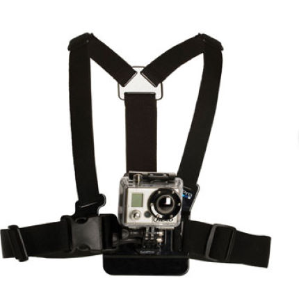 GoPro Chest Camera Mount Harness
