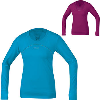Gore Running Wear Ladies Air 2.0 Lady Long Shirt AW12