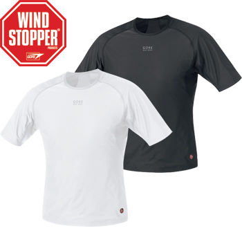 Gore Bike Wear Baselayer WINDSTOPPER Shirt