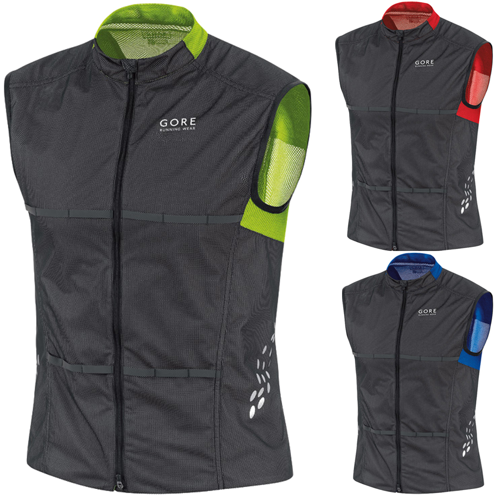 Our extensive range of running gilets and vests are comfortable and practical, using high performance, lightweight, breathable, soft-stretch and windproof material. With gilets in colours and fits to suit all types of runner Proviz has made no compromise on style.
