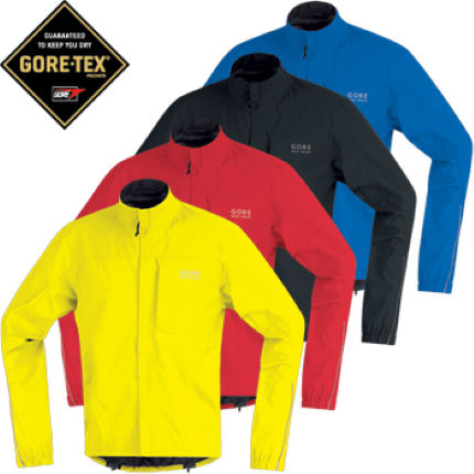 Gore Bike Wear Path II GORE-TEX Waterproof Jacket - 2011