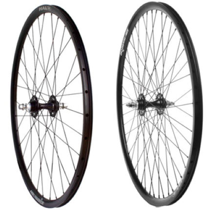 Wiggle Halo Aero Warrior Rear Track Bike Wheel Performance Wheels