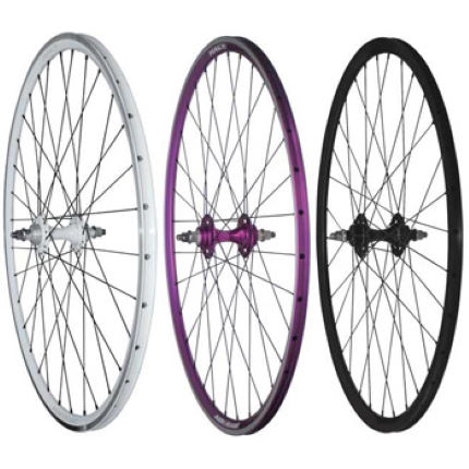 Halo Aero Rage Rear Track Bike Wheel