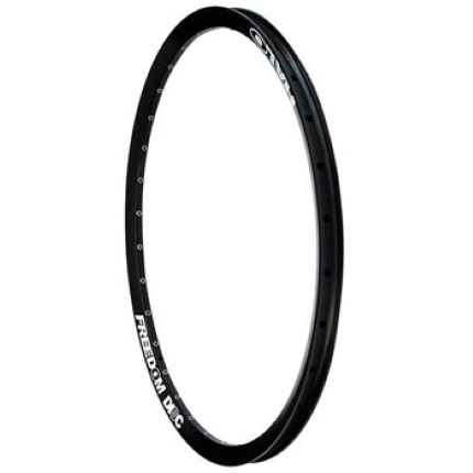 Halo Freedom Disc 26 Black Rim