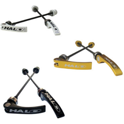 Halo Porkies XL Alloy QR Skewers - Pair